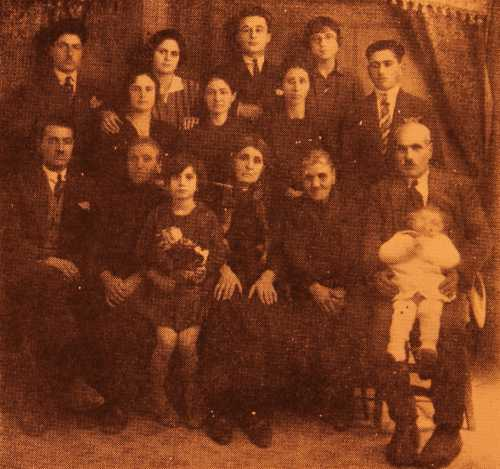 Armenian group in Athens