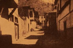 Armenian street settled by Turks – Sivrihisar