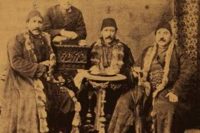 Garabed and Peter Kasabian, Hagop and Mardiros Der Stepanian