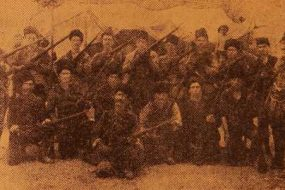 Armenian volunteer corps in Adana – 1920