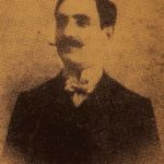 Geghmes (Rafayel) Djenderedjian (1885 - 1922). He died during the Greek-Turkish war