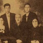 Krikor Ermiyan family - USA