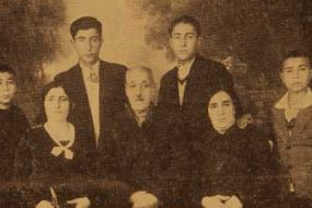 Krikor Ermiyan family – USA