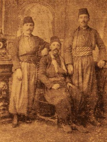 Mgrditch Tosunian and sons, Eskishehir