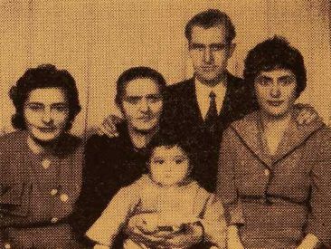 Sarkisian, Nalbandian and Ermieyan family members – Erevan