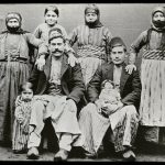 Arapkir 1906 - Unidentified Armenian family