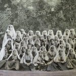 Garin Armenian women in traditional dress - 1901