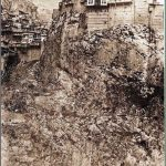 Rock hill and Surenian fortress-mansion - Zeytun 1914