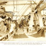 Weaving factory in Nor Arax (Italy) - 1924