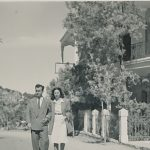 Antranik and Anahid Balian - 10 October 1946