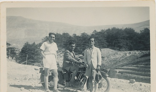 Antranik Balian, Hagop – early 1940s
