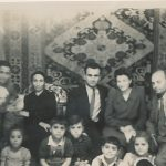 Balian and Zarmanian families - late 1940s