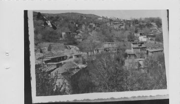 Bathhouses, Father Gorian's and Saghatelian homes – Arapkir