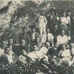 Goms, Seropeh Berberian and friends - 18 October 1928