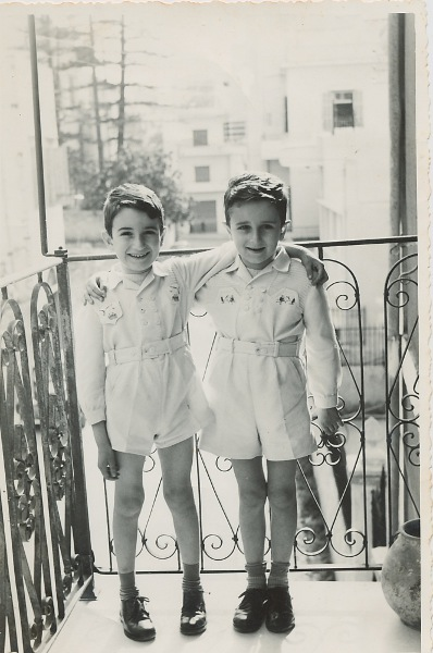 Hrair and Sebouh Balian (Lux-Art) – 1950s