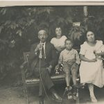 Kaloustian family - Zahleh (Lebanon) 16 September 1923