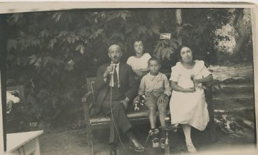Kaloustian family – Zahleh (Lebanon) 16 September 1923