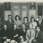 Kaloustian, Balian and Zarmanian families - 25 May 1946