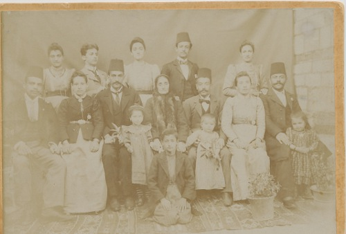 Kaloustian family, Arshag – July 1902