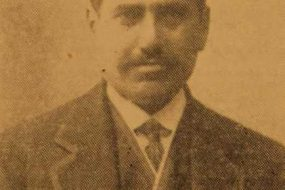 Mekhitar Shekhigian, one of the leaders of the Sasun Resistance
