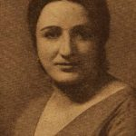 Vartuhi Donabedian was born in Mush in 1904