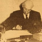 Historian Garo Sassouni (1889 - 1977) was born in Aharonk village, Sasun