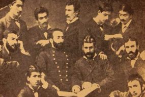 Armenian leaders of Garin