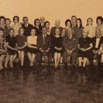 Committee members of the New York Garin Compatriotic Union - 1972