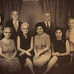 Executive Committee Members of the Boston Garin Compatriotic Union - 1972