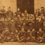 Young Armenian volunteers in the French army - 1914