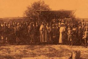 Vartanantz Celebration by the Armenian Legion in Monarga Cyprus – April 18, 1918