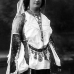 Armenian woman - Tiflis 1910