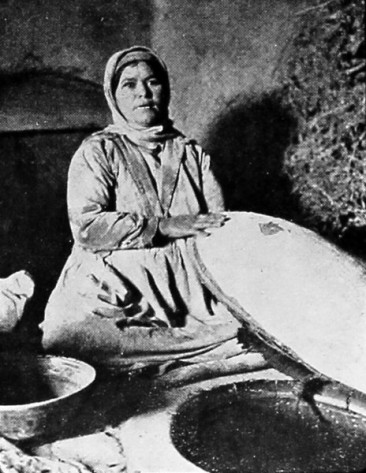 Armenian woman – Kharpert