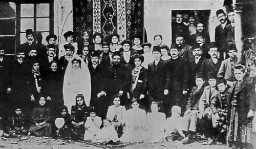 Wedding in Kesaria – 1911
