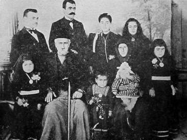 Tuyunjian family – Everek