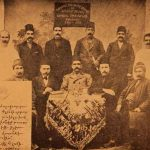 Managing board of the Armenian National Hospital - Sebastia 1901-1903