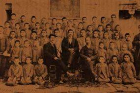 Orphanage in Sebastia – 1902