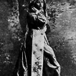 Armenian woman - Kars 1915
