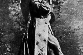 Armenian woman – Kars 1915