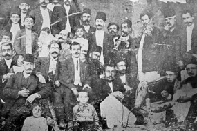 Armenians – Everek 1912