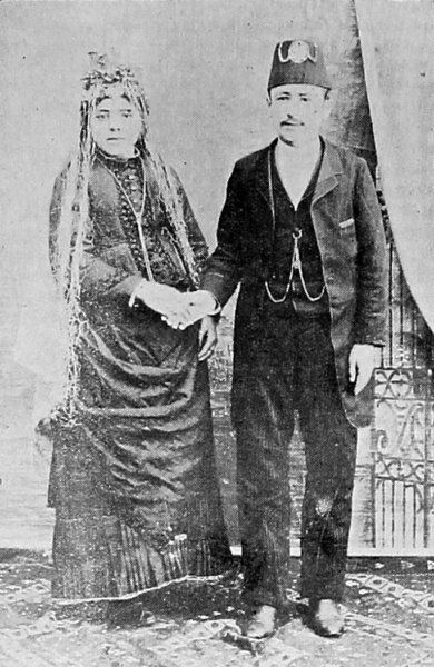 Armenians – Talas 1900