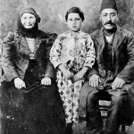 Family Kourghoyan - village of Kharkh