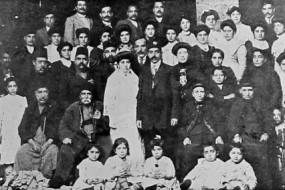 Wedding in Kesaria – 1910