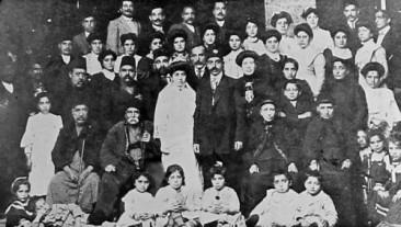 Wedding in Kesaria – 1910
