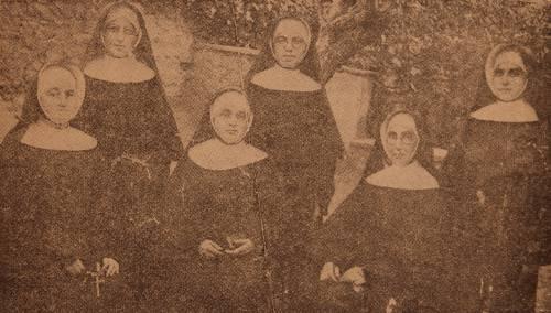 Armenian catholic sisters from Malatia