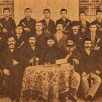 Graduates of the Armenian orphanage - Sebastia 1909