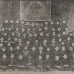 Schoolgroup of Malatia Sahagian Mayr College - 1914