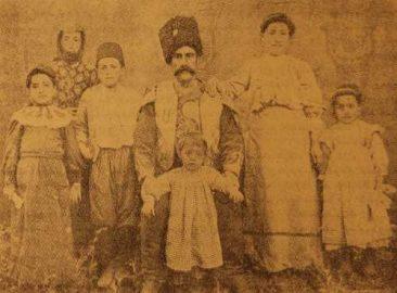 Armenian family from Mush