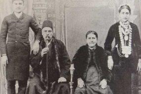 Jamjian family – Kesaria 1892