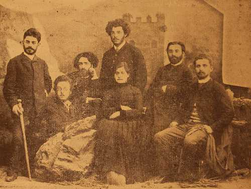 Hnchak Party founders
